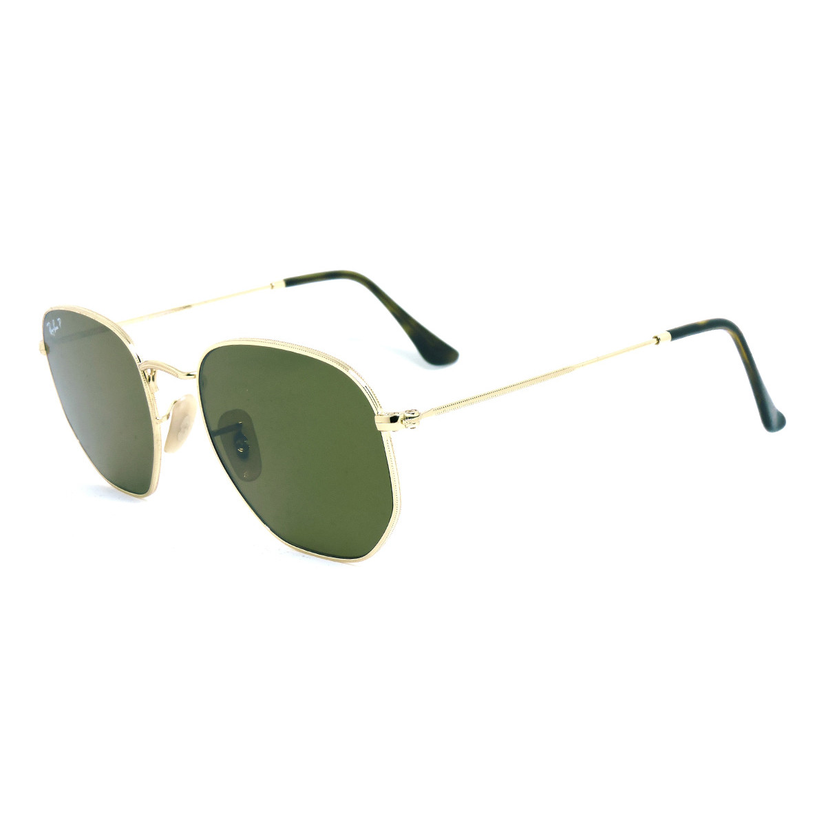 Óculos de Sol Ray Ban Hexagonal RB3548N 001/57